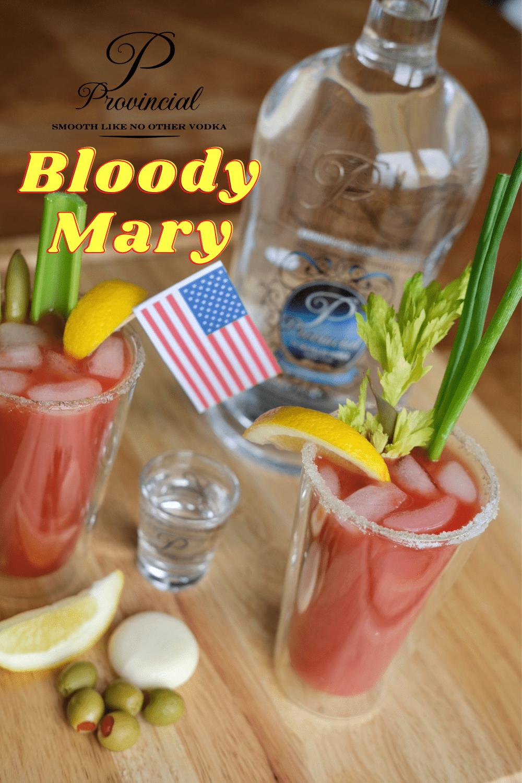 Beverage served in glass